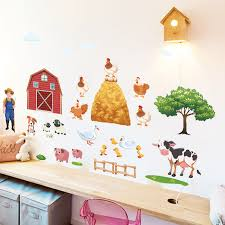 Poster Wallpaper For Bedrooms Online Buy Wholesale Cartoon Cow Wallpaper From China Cartoon Cow
