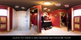 themed bathrooms luxury themed bathrooms at the great escape lakeside vacation