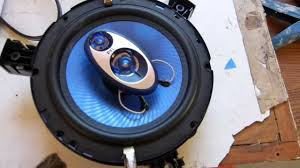 2001 dodge dakota speaker replacement youtube