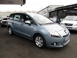 Used Peugeot 5008 Mpv 1 6 Hdi Fap Sport Egc 5dr In Cradley Heath