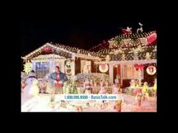 tv commercial spot basic talk holidays light up your house