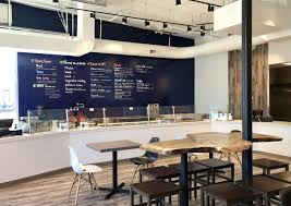Fast Casual Restaurant Interior Design Indian Fast Casual Spot Saucy Bombay Spices Up Colfax This Week