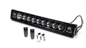 20 single row led light bar rigid industries radiance led light bar single row spot flood 20