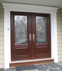 Modern Trim Molding by Double Front Door Ideas Images French Door Garage Door U0026 Front