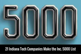Indiana travel tech images 21 indiana tech companies make inc 5000 39 fastest growing 39 list jpg