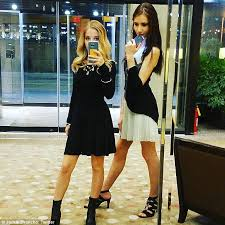 trump agrees to meet jackie evancho u0027s transgender sister daily