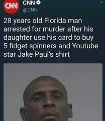 Florida Man Meme - dopl3r com memes cnn cnne cnn 28 years old florida man