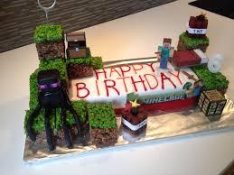 homemade minecraft invitations minecraft crafty cake made with a pre bought tesco cake homemade