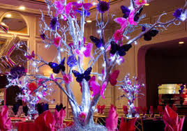 centerpieces for quinceaneras bar mitzvah decorators westchester bergen rockland ny ct nj