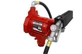 amazon com fill rite fr700v fuel transfer pump 12 u0027 delivery hose
