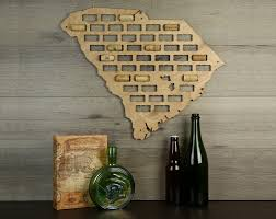 south carolina wine cork map wine cork displaywine cork