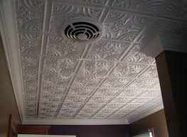 Attractive Plastic Glue Up Drop In Decorative Ceiling Tiles Ideas