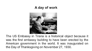 the day of thanksgiving albanian american jewish relations and the contributions of u s