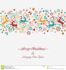 new year photo card merry christmas and happy new year greeting card royalty free