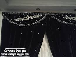 Home Decorators Curtains Curtains Ideas Black And White Scroll Shower Curtain Astounding