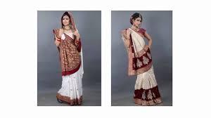 gujarati bridal saree panetar online shopping youtube