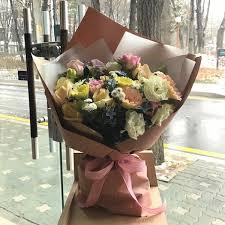 bouquet delivery pastel flower bouquet flower delivery south korea 320 5