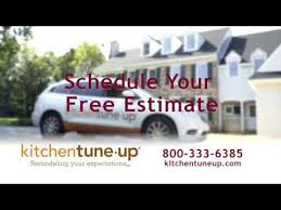 Tune Up Estimate by Kitchen Tune Up Specializes In Fast Affordable Kitchen Updates