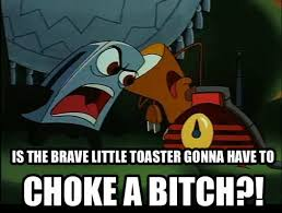The Brave Toaster The Wesleyan Argus The Deanimator The Brave Little Toaster