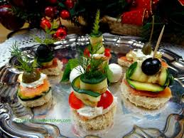 food canapes food ideas my kitchen