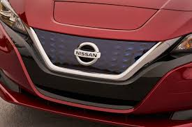 nissan leaf drag coefficient first look 2018 nissan leaf testdriven tv