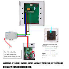 cobra controls acp in door access control system wiring diagram