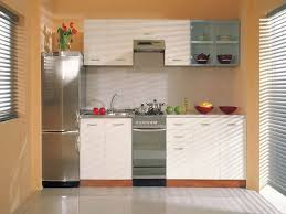 Glass Door Wall Cabinet Kitchen Tiny Kitchen Ideas Flush Mout Ceilig Light Cheap Small Kitchen