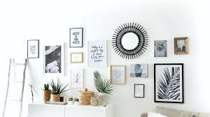 tuto deco chambre deco chambre bricolage beau tuto déco réalisez un mur de cadres sans