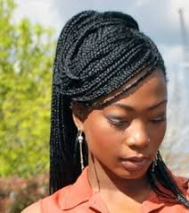 black cornrow hairstyles that cover edges braids for someone with a big forehead lipstick alley
