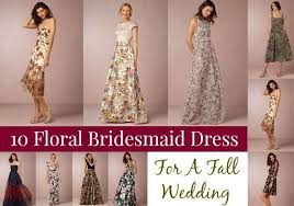 rustic bridesmaid dresses
