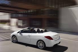 peugeot cabriolet 308 op tijd voor de zomer peugeot 308 cc autoblog nl