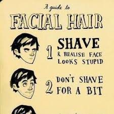 Facial Hair Meme - facial hair guide by jessie506 meme center