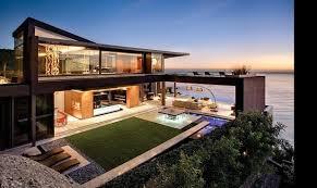 hillside home plans lovely modern hillside house plans home plans design