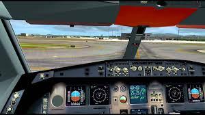 fsx blackbox simulation airbus a330 xtreme prologue landing at