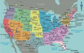 map usa states boston map usa free printable major tourist attractions maps
