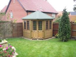 Gardens With Summer Houses - summer houses in preston garden rooms for all budgets