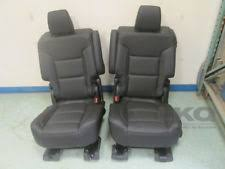 seats for gmc acadia ebay