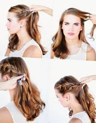 Hochsteckfrisurenen Selber Machen Glatte Haare by Frisur Hochzeitsgast Selber Machen Http Stylehaare Info 410
