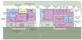 stadium floor plans baseball soccer complex k state athletics master plan
