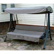 Replacement Fabric For Patio Swing Replacement Canopies For Walmart Swings Garden Winds
