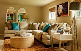 unique brown turquoise living room ideas on furniture home design