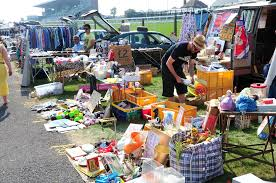 s yard boots sale bargain together at car boot sales for things to paint or