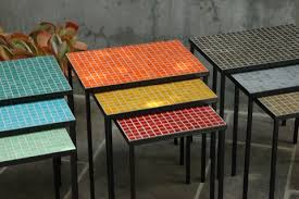 Cool Patio Tables The Scout Plain Air A New California Cool Patio Furniture