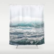 Scandinavian Shower Curtain by Scandi Shower Curtains Society6