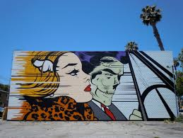28 pop art wall mural wall mural pop art wallsorts alfa img pop art wall mural i ve driven past this fantastic wall mural on the side of
