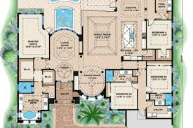 mediterranean villa house plans 20 mediterranean luxury house plans mediterranean style