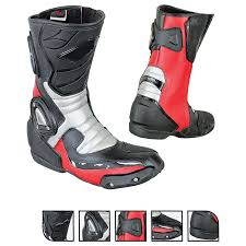 red motorbike boots boots red motorcycle boots funky motorcycle boots motorcycle