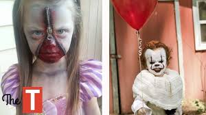 10 epic kids costume ideas for halloween pennywise from it movie
