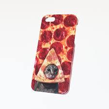 Meme Iphone 5 Case - pizza cat iphone 8 case samsung galaxy s8 case iphone 6 iphone