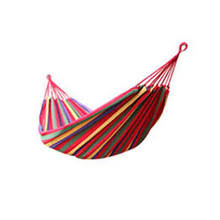 popular cotton fabric hammock buy cheap cotton fabric hammock lots